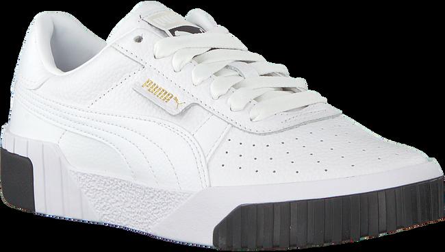 Weiße PUMA Sneaker CALI WN'S  - large