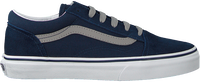 Blaue VANS Sneaker low JN OLD SKOOL  - medium