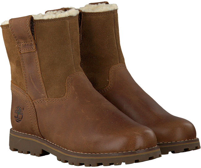 Braune TIMBERLAND Ankle Boots CHESTNUT RIDGE WARM M - large