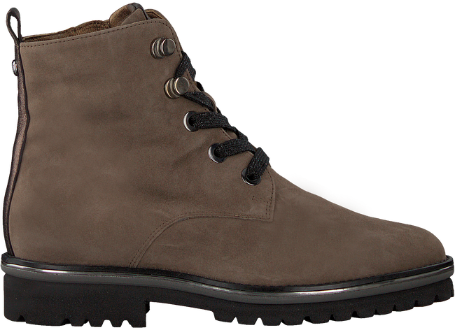 Taupe HASSIA Schnürboots MERAN  - large