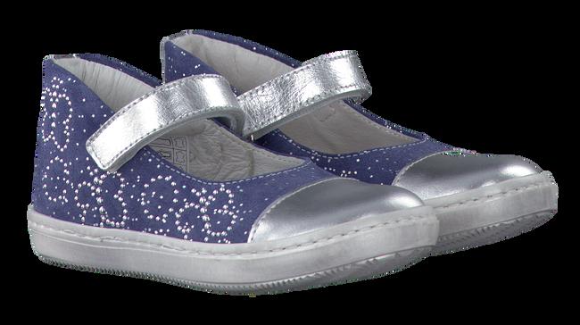 Blaue GATTINO Ballerinas G1477 - large