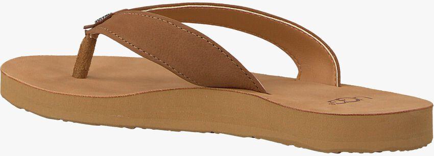 cognac UGG shoe TAWNEY  - larger