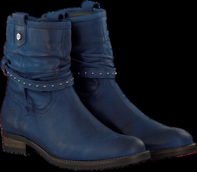 Blaue GIGA Langschaftstiefel 8615 - large