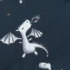 Blaue KIDZROOM Rucksack MAGIC TALES  - small