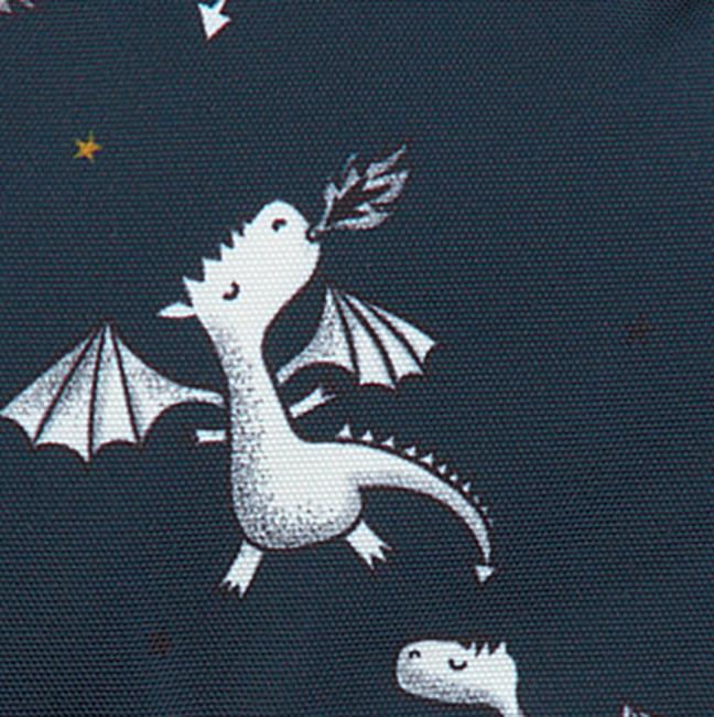 Blaue KIDZROOM Rucksack MAGIC TALES  - large