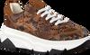 Cognacfarbene NOTRE-V Sneaker 608\01  - small