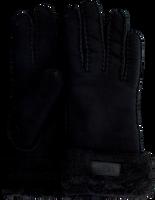 Schwarze UGG Handschuhe TURN CUFF GLOVE  - medium