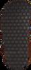 Braune CLIC! Sandalen ARGOS - small