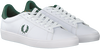 Weiße FRED PERRY Sneaker low B8250  - small