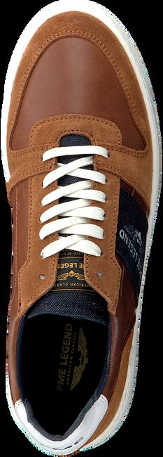 Cognacfarbene PME Sneaker low FLETTNER  - large