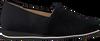 Schwarze HASSIA Sneaker PIACENZA  - small