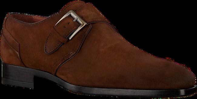 Cognacfarbene GREVE Business Schuhe RIBOLLA 1444  - large