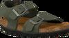 Grüne OMODA Sandalen 0082  - small