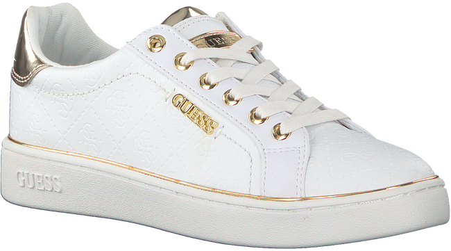 Weiße GUESS Sneaker BECKIE  - large