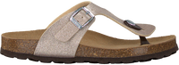 Goldfarbene KIPLING Pantolette MARIA 3 GY  - medium