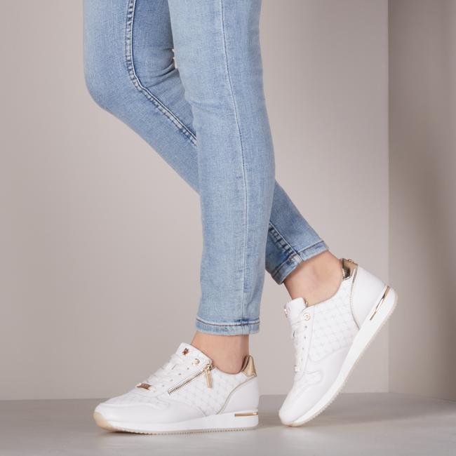Weiße MEXX Sneaker low DJANA  - large