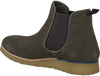 Grüne GREVE Chelsea Boots MS2861 - small