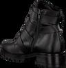 Schwarze OMODA Biker Boots 168 SOLE 456 - small