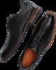 Schwarze VAN LIER Business Schuhe SABINUS  - small