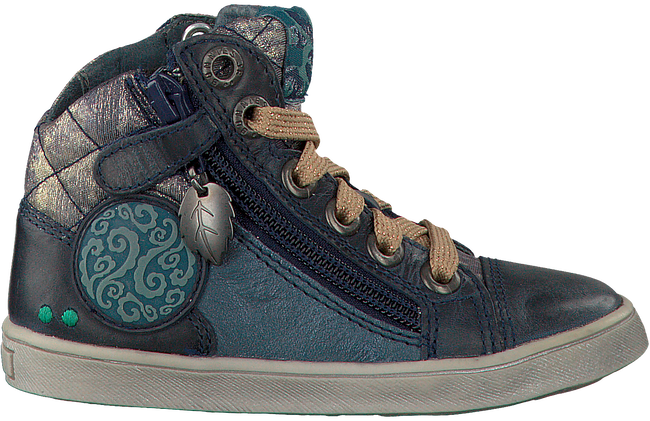 Blaue BUNNIES JR Sneaker VEERLE VROEG - large