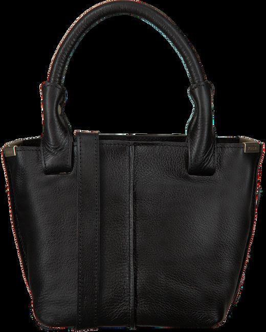 Schwarze FRED DE LA BRETONIERE Handtasche LONNEKE HANDBAG S  - large