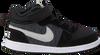 Schwarze NIKE Sneaker COURT BOROUGH MID (KIDS) - small