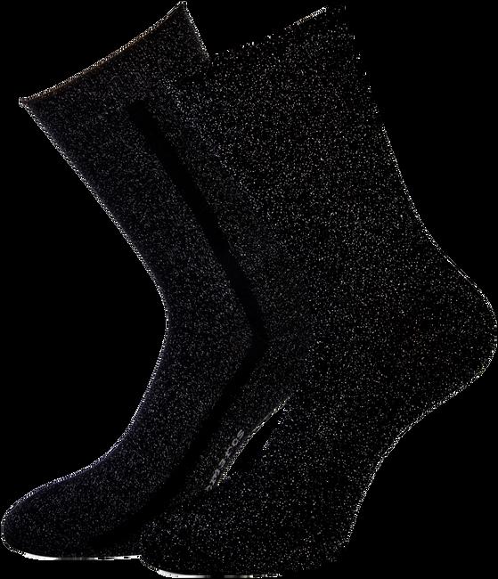 Schwarze MARCMARCS Socken ERICA COTTON 2-PACK - large