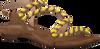 Gelbe LAZAMANI Sandalen 85.268  - small