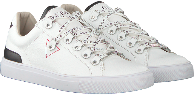 Weiße GUESS Sneaker BARRY  - large