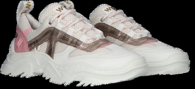 Weiße WYSH Sneaker low EMILEE  - large