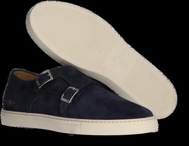 Blaue GIORGIO Business Schuhe 21730  - large