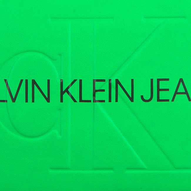 Grüne CALVIN KLEIN Umhängetasche CAMERA BAG  - large