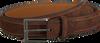 Cognacfarbene MAGNANNI Gürtel 1075 - small