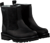 Schwarze TIMBERLAND Ankle Boots COURMA KID WARM LINED BOOT  - small
