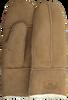 Cognacfarbene WARMBAT Handschuhe MITTEN WOMEN  - small