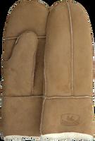 Cognacfarbene WARMBAT Handschuhe MITTEN WOMEN  - medium