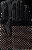 Schwarze BECKSONDERGAARD Handschuhe RIGA GLOVE  - small