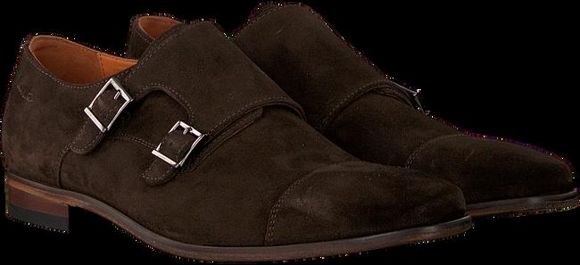Braune VAN LIER Business Schuhe 1918909  - large