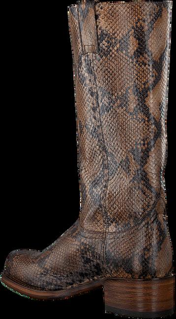 Cognacfarbene SENDRA Hohe Stiefel 3299  - large