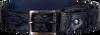 Blaue FLORIS VAN BOMMEL Gürtel 75190 - small