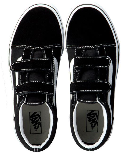 Schwarze VANS Sneaker low JN OLD SKOOL  - large