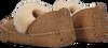 Camelfarbene WARMBAT Hausschuhe BARRINE  - small