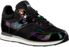 Schwarze FLORIS VAN BOMMEL Sneaker 85278  - small