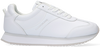 Weiße CALVIN KLEIN Sneaker low RUNNER SNEAKER LACEUP  - small