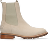 Beige SHABBIES Chelsea Boots 181020327  - small