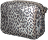 Silberne MARIPE Umhängetasche 932 - small