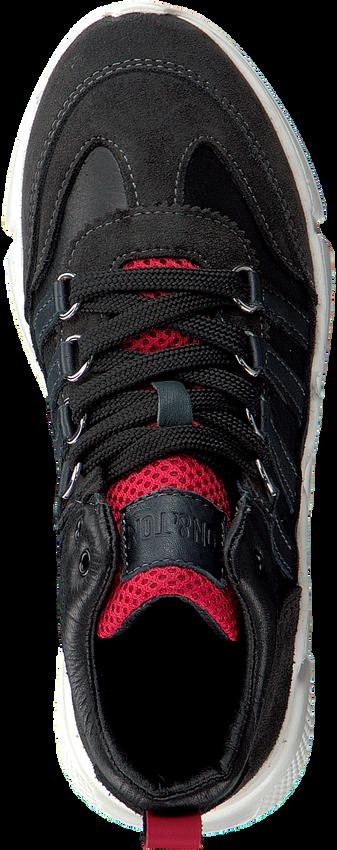 Schwarze TON & TON Sneaker TORONTO  - larger