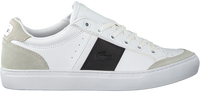 Weiße LACOSTE Sneaker low COURTLINE 319 1  - medium