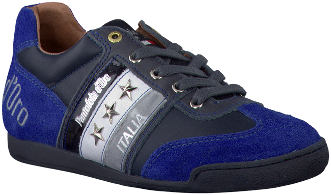 Blue PANTOFOLA D'ORO shoe ASCOLI PICENO LOW J  - large