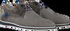 Graue FLORIS VAN BOMMEL Business Schuhe 18202  - small